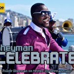 New Music: Sheyman – Celebrate