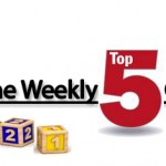 5-A-Side: The Weekly Top 5 Countdown [April 20th]