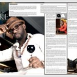 Ini Edo, Jim Iyke Cover The New Issue Of REDSheet Magazine