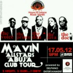 The Celebrity Affair Series, House of Cubana (Klub Vanity) Presents – MAVIN ALL STARS