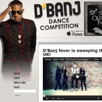 The UK D'banj Oliver Twist Dance Competition