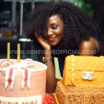 In Pictures: Genevieve Nnaji's Suprise 33rd Birthday Party