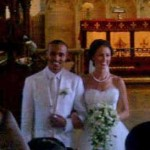 Osaze Odemwingie Weds Long Time Girlfriend, Sarah Fallon