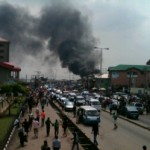 Explosion Rocks Port Harcourt