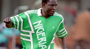 Former Super Eagles Striker Rashidi Yekini Dead At 48