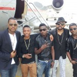 In Pictures: Behind The Scenes Of Banky W, WizKid & Skales Baddest Boy Video Shoot