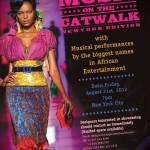 Nigerian Entertainment Awards Fashion Show [Music On The Catwalk] – Begins Casting Call For Fashion Designers