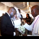 Video: Funke Akindele's Wedding Ceremony