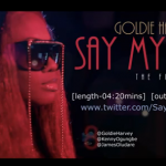New Video: Goldie – Say My Name