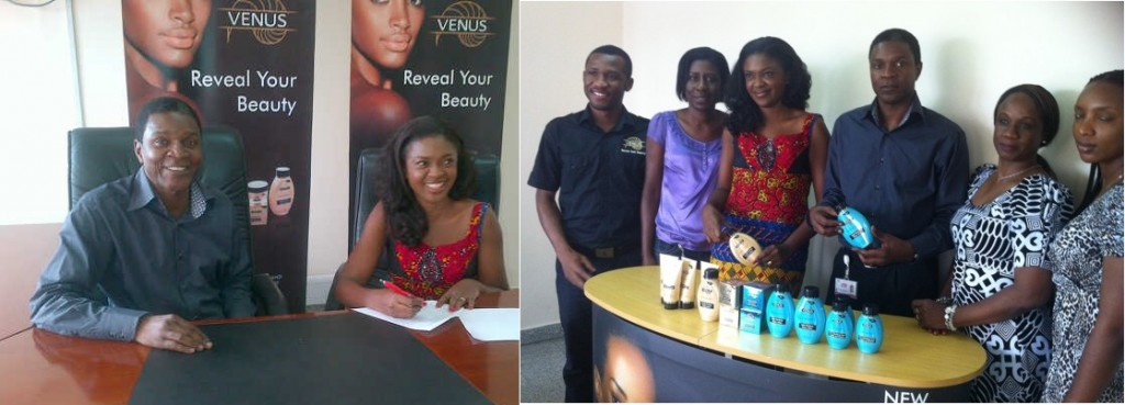 Nollywood Actress Omono Oboli Lands N10m Deal To Become Face Of Venus