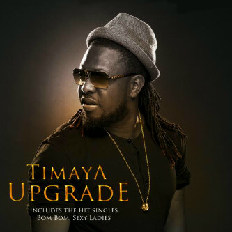 timaya album art
