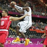 Nigerian Men's Basketball Team Edges Tunisia 60-56 To Win First Olympic Game
