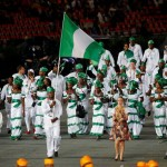 Team Nigeria At The Olympics