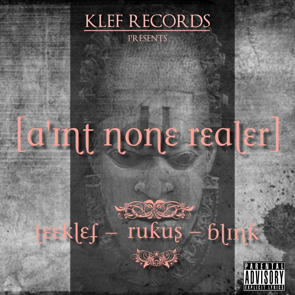 A'int None Realer Cover Art