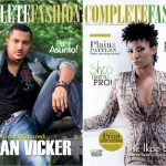 Van Vicker & Nse Ikpe-Etim Cover 20th Edition Of Complete Fashion Magazine