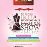 The 1st Ikeja City Mall Fashion & Music Show | Lagos | July 28th, 2012
