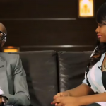 "VIDEO:  Toolz Interview with 2Face Idibia On ""The Juice"""