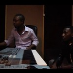Video: May D & FlipTyce In The Studio Making Hit Track Ile Ijo