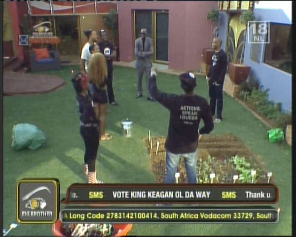 2face Makes Surprise Visit To Big Brother Africa StarGame