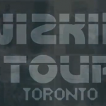 Video: WizKid & Skales On Tour In Canada