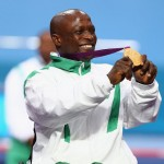 Yakubu Adesokan Win's First Gold At Paralympic Games