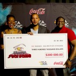 Coca-Cola, D'Banj Wow Fans Of BBA STARGAME  As Keagan Emerges Winner