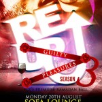 "iBlend Presents RE_UP 3 ""GUILTY PLEASURES"" The Post Ramadan Rave 