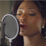 "VIDEO: Efya Performs ""I Will Always Love You"" On NdaniTV"