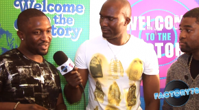 Video: Factory78′s Interview With Darey & Mo-Eazy