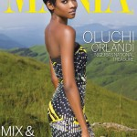 Oluchi Covers October Issue of Mania Magazine