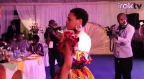 Video: Chidinma & Chuddy K Blow Up Snapp Launch