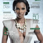 Former Miss World Agbani Darego & TV Star Chris Attoh Cover Latest Issue Of Complete Fashion