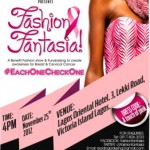 Fashion Fantasia! takes another step for breast and cervical cancer Advocacy
