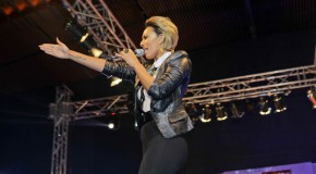 In Pictures: The 2012 Face Of Sofa With Keri Hilson Performing Live In Abuja