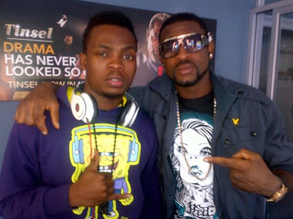 Olamide and HCode