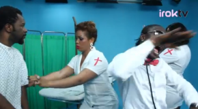 VIDEO: RuggedMan – Push Ft Terry G [ Behind The Scenes ]