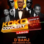 D'banj Heats Up December with Koko Concert, to be hosted by Idris Elba