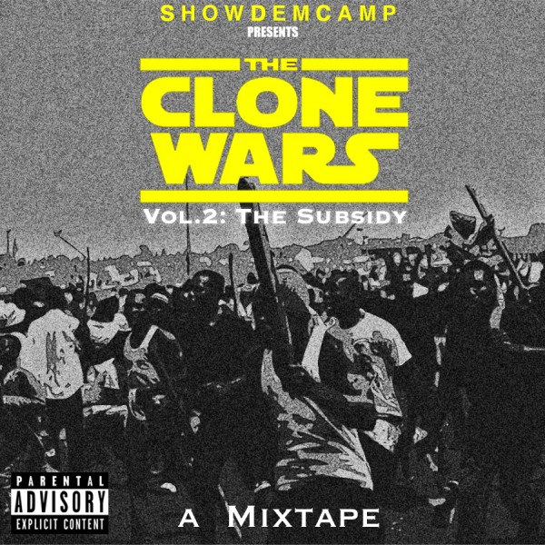 Clone Wars Cover 2 Front