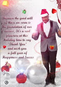Don Jazzy Seasons Greetings