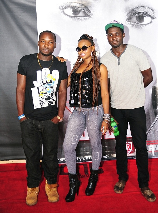 Ogagus, Yemi Alade and Pacman