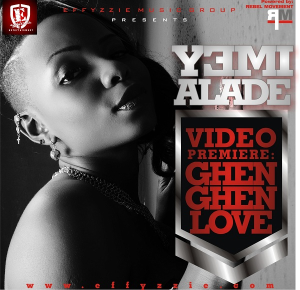 Yemi Alade - Ghen Ghen Love - Video Cover