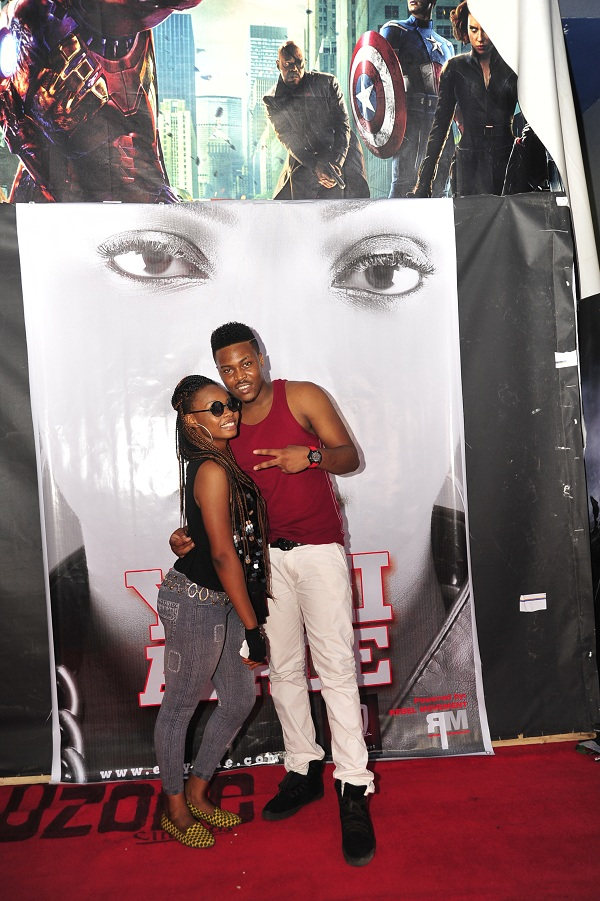Yemi Alade and Flowssick