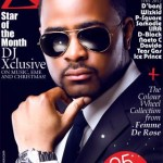 DJ Xclusive Is The Zen Magazine December Cover Star