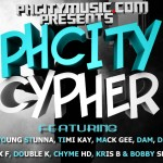 Official PH City Cypher Ft. Young Stunna, Timi Kay, Mack Gee, DAM , Danas, Bix F, Double K, Chyme HD, Kris Bonkers & Bobby Smalls
