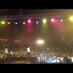 In Pictures: P-Square Pull Crowd Of 40,000 In Ghana Concert