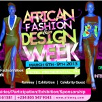 Participate in the BSI African Fashion and Design Week in Port Harcourt this March & Stand A Chance to Showcase Your Designs at the Brooklyn Fashion Week New York