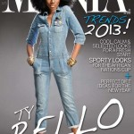 Super-Talented TY Bello Looks Refreshing On The Cover Of Mania Magazine