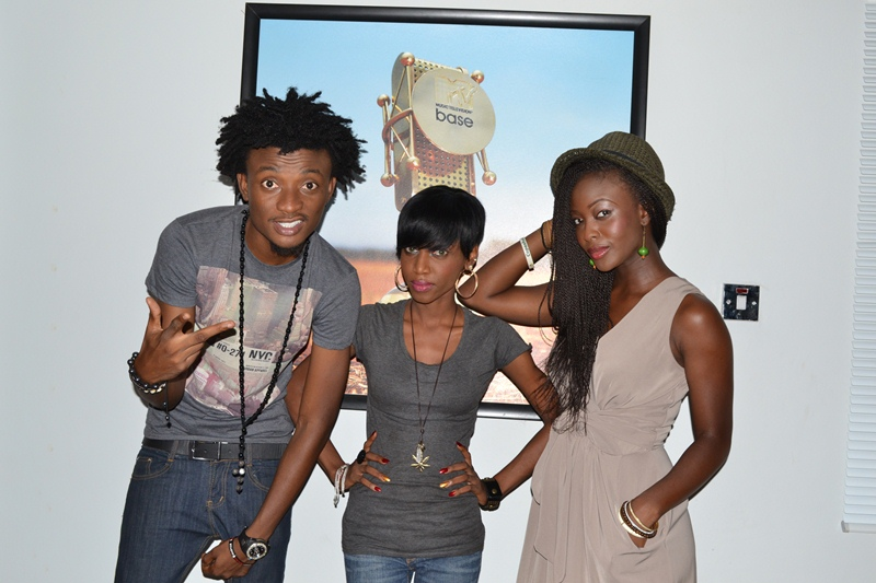 MTV VJ Search finalists - Ehis, Kemi and Ada (2)