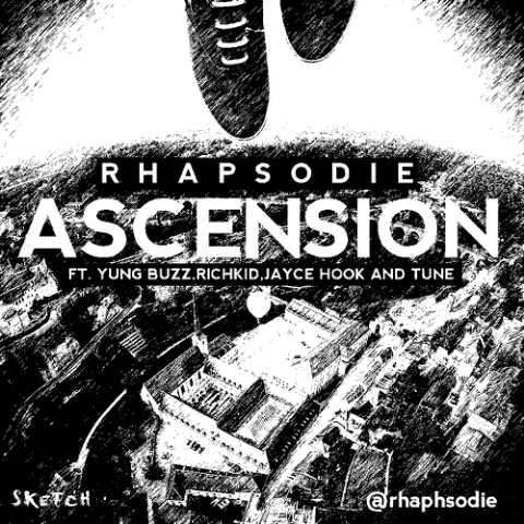 Rhapsodie ft. Yung Buzz, Richkid, Jayce Hooke & Tune - ASCENSION [prod. by Geekbeats] Artwork