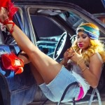 Video: Behind The Scenes At Tonto Dike's Hi Video Shoot